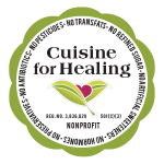 Cuisine for Healing Badge