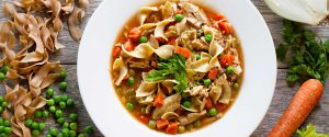 Cuisine for Healing - Soup